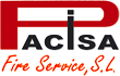 Logo PACISA Fire Service